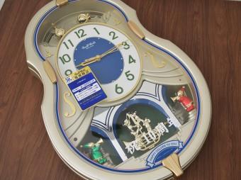 周年記念 掛け時計