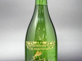 居酒屋 風見鶏様 一周年記念ボトル
